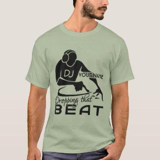 Camisa de encargo de DJ - elija el estilo y el