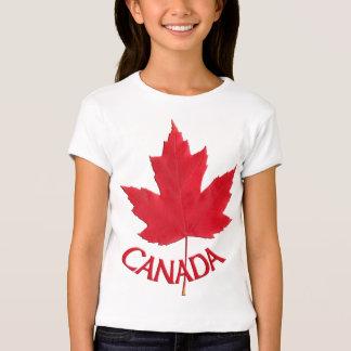 Camisa de encargo del recuerdo de Canadá de la