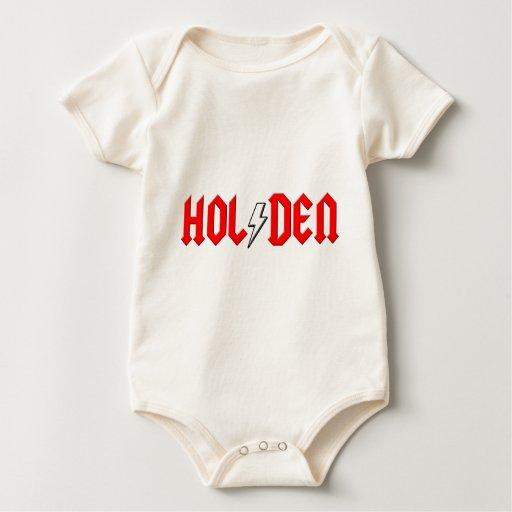 camisa de encargo del rock-and-roll de HOLDEN