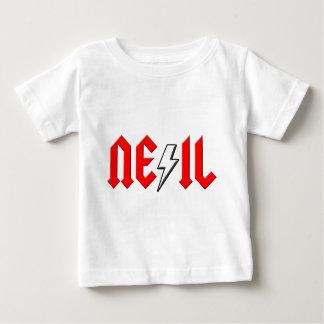 camisa de encargo del rock-and-roll de NEIL