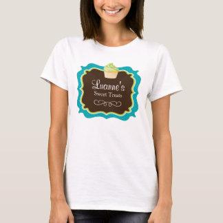 Camisa de encargo linda de la panadería