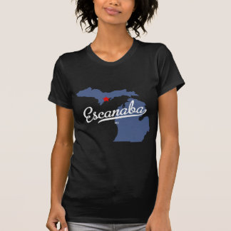 Camisa de Escanaba Michigan MI