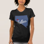 Camisa de Fallon Nevada nanovoltio
