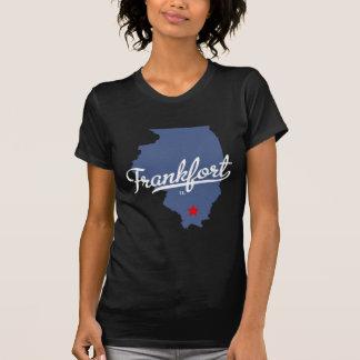 Camisa de Frankfort Illinois IL