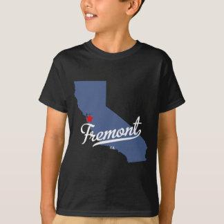 Camisa de Fremont California CA