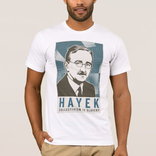 Camisa de Friedrich von Hayek Vintage