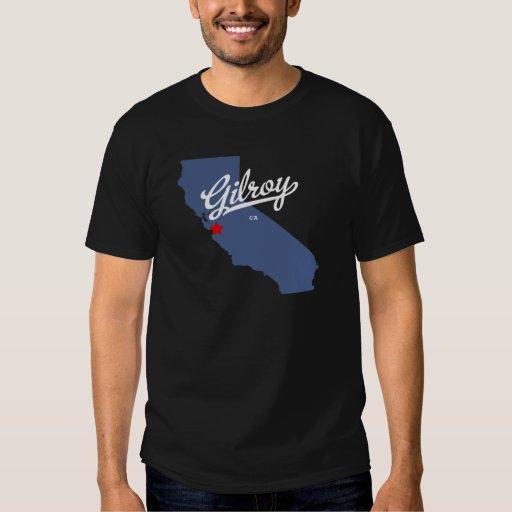 Camisa de Gilroy California CA