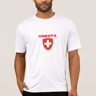 Camisa de Ginebra Suiza Customizeable