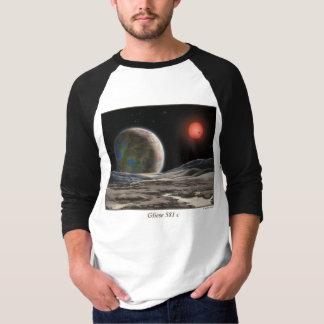 Camisa de Gliese 581 c