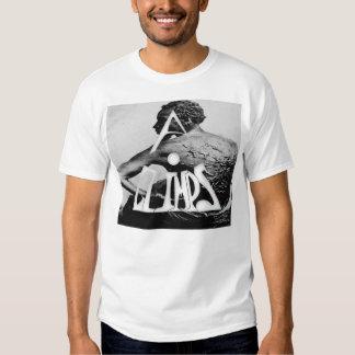 Camisa de Gordon del esclavo del fugitivo de