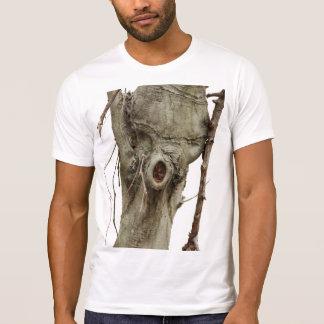 Camisa de hadas del grito de guerra del árbol