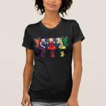 Camisa de hadas gótica de tres Faeries sabios