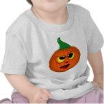 Camisa de Halloween de la calabaza