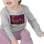 Camisa de Halloween del remiendo de la calabaza
