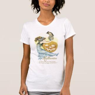 Camisa de Halloween del vintage