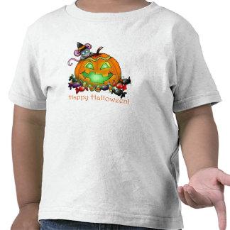 camisa de Halloween para los niños