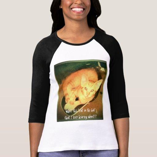 Camisa de HatCat