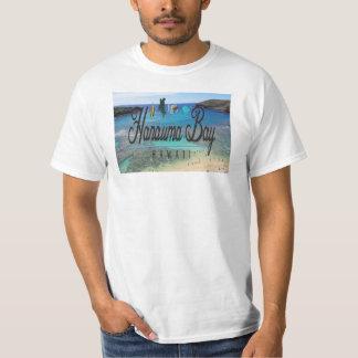 Camisa de Hawaii de la bahía de Hanauma