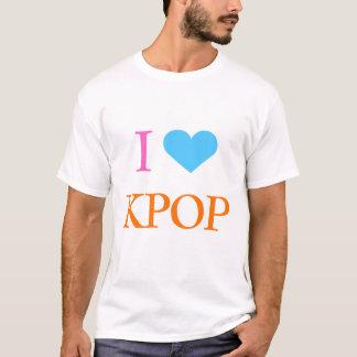 Camisa de I (corazón) KPOP