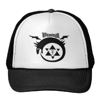 Camisa de Illuminati Gorra