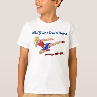 Camisa de Jessie Graff Ninja del niño