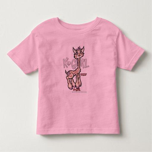 Camisa de K❤Gurl G-Raff