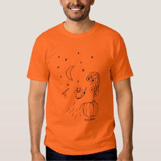Camisa de la alegría de Halloween