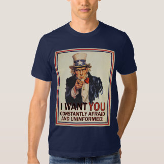 Camisa de la Anti-Propaganda del tío Sam