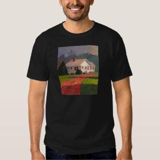 Camisa de la arcilla de Georgia