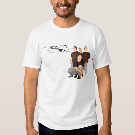Camisa de la avenida de Madison