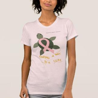 Camisa de la ayuda del cáncer de pecho de la