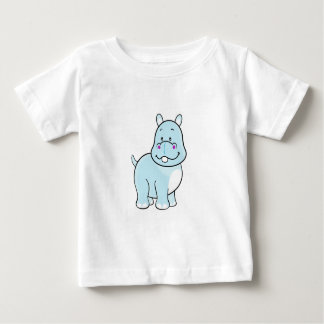 Camisa de la bahía del hipopótamo