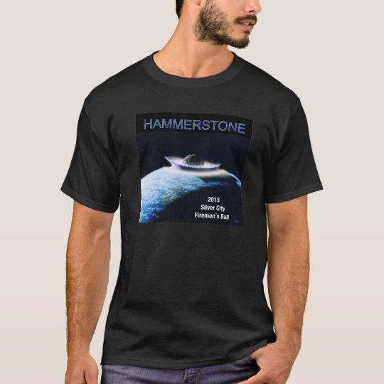 Camisa de la banda de Hammerstone 2013
