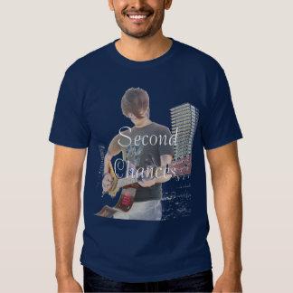 Camisa de la banda de las segundas oportunidades