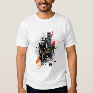 Camisa de la banda de rock