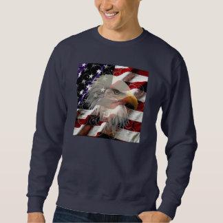 Camisa de la bandera de American Eagle