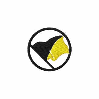 Camisa de la bandera de AnCap Camiseta Polo