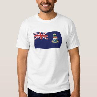 Camisa de la bandera de las Islas Caimán