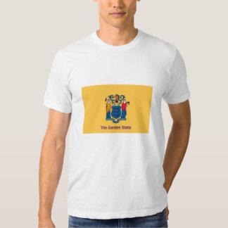 Camisa de la bandera de New Jersey