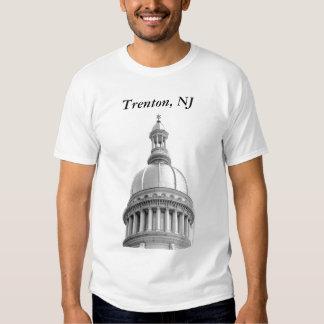 Camisa de la bóveda del capitolio de Trenton