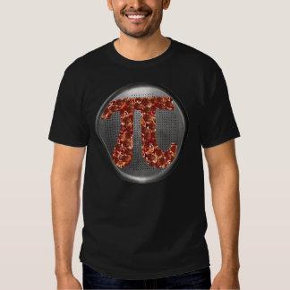 Camisa de la cacerola de la pizza pi