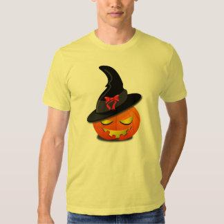 Camisa de la calabaza de Halloween
