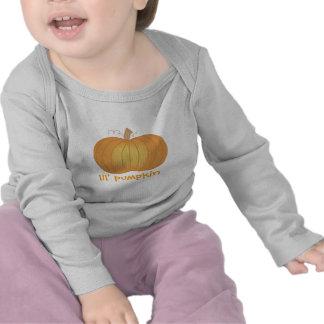 camisa de la calabaza del lil