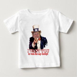 Camisa de la campaña para Alex