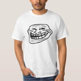 Camisa de la cara del duende