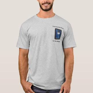 Camisa de la caza del panel táctil de HP