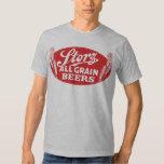 Camisa de la cerveza de Storz del vintage