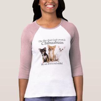 Camisa de la chihuahua