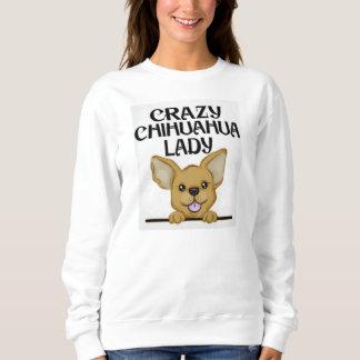 Camisa de la chihuahua de las mujeres