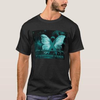 Camisa de la cinta de la mariposa de la neuralgia